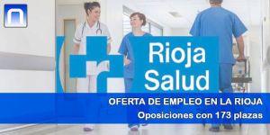 oferta pública empleo Servicio Riojano de Salud