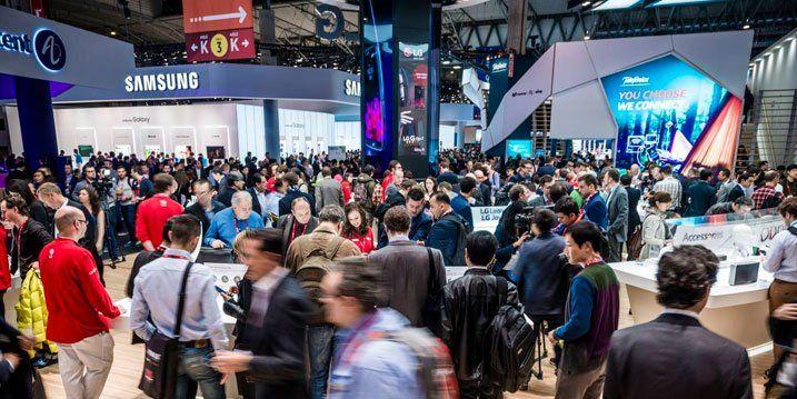 Congreso mundial moviles Barcelona 2019