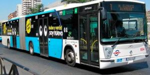 tarjeta transporte urbano Málaga 2019