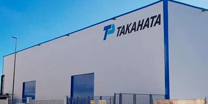 trabajar en Takahata Jaén