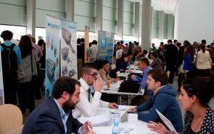 Feria de empleo en Burgos