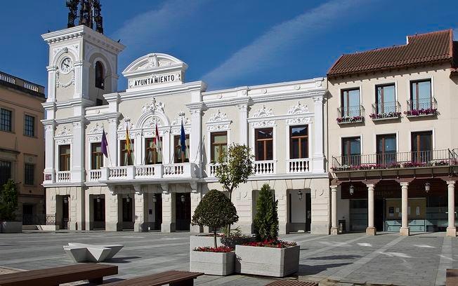 trabajo Ayuntamiento Guadalajara
