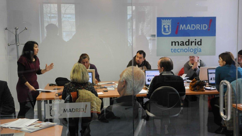 agencia para el empleo madrid cursos