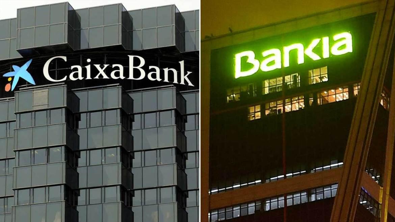 fusion Bankia y Caixabank