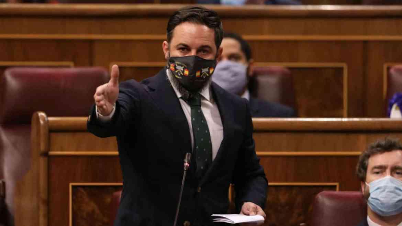 Arranca la mocion de censura de Vox al Gobierno de Pedro Sanchez