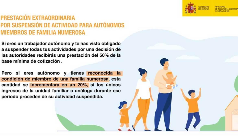 nuevo subsidio extraordinario autonomos por suspension de actividad