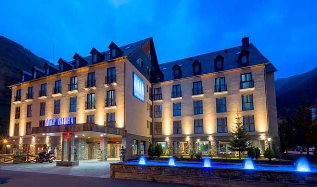 10-hotel-pirineo-catalan-tryp-vielha-baqueira-lleida