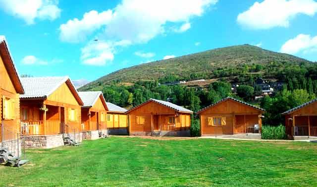 Camping Laspaúles, Huesca
