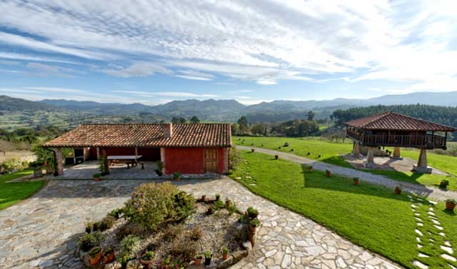 Casa Rural en Asturias El Mirador de Cazanes