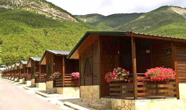 Camping Valle de Tena, Sorripas, Huesca