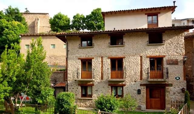 Villa Liquidambar, en Torrecilla de Cameros, La Rioja