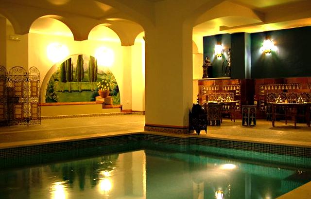 Casa Baños de la Villa, en Priego de Córdoba