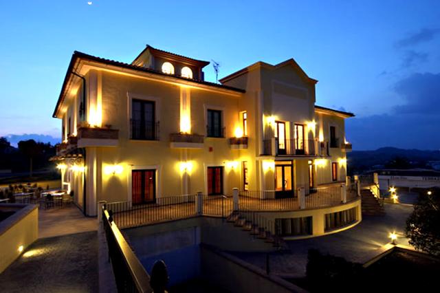 Hotel Rural Llano Piña, en Loja, Granada