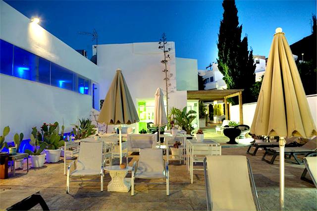 Hotel MC San José, en Almería