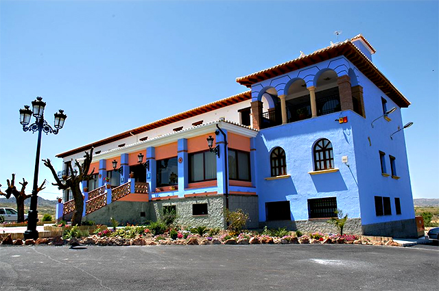 Hotel Rural Los Chaparros, en Freila, Granada