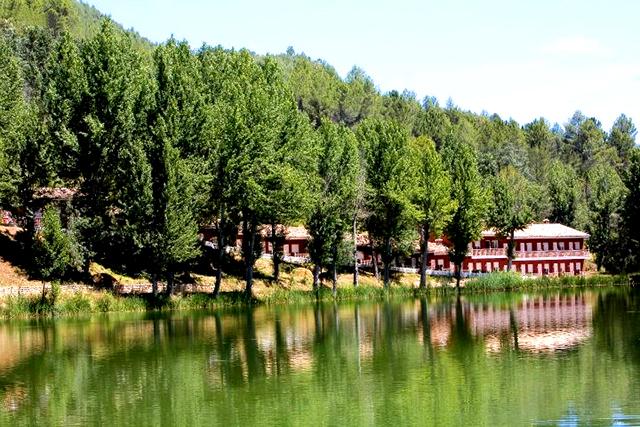Hotel Noguera de la Sierpe, en Cazorla, Jaén