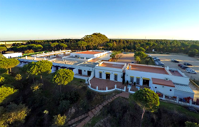 Complejo Turístico de Moguer, en Huelva