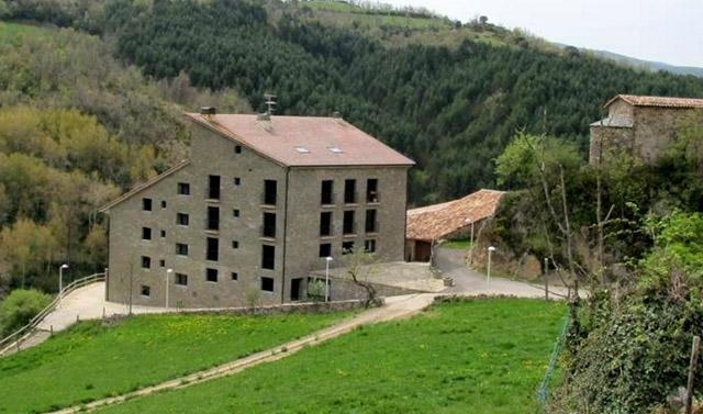 Casa Masover; en Buira, Lleida.