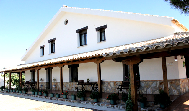 Casa Rural Los Laureles, en Urda, Toledo
