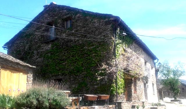 Casa Rural El Abejaruco, en Campillo de Ranas, Guadalajara