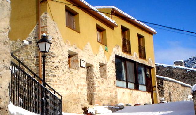 Spa y Casa Rural Río Dulce, en Aragosa, Guadalajara