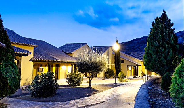 Hotel Rural Alahuar, en Benimaruell, Alicante