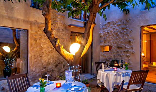 Casa Taino, en Benibolla, Alicante