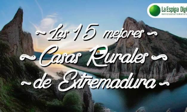 Las 15 Mejores Casas Rurales en Extremadura