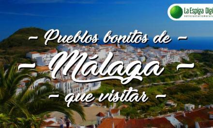6 Pueblos Bonitos de Málaga que visitar