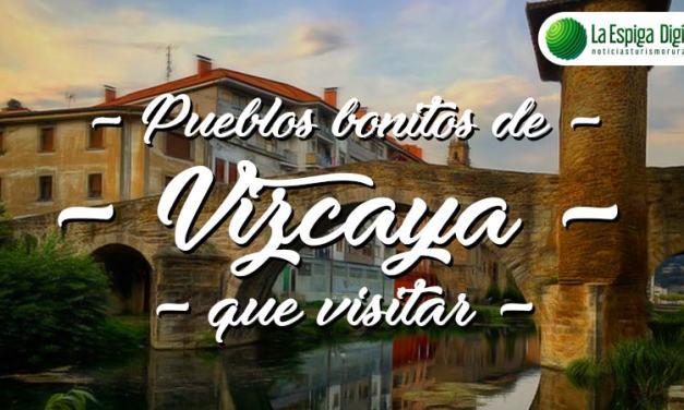 Pueblos bonitos de Vizcaya que visitar
