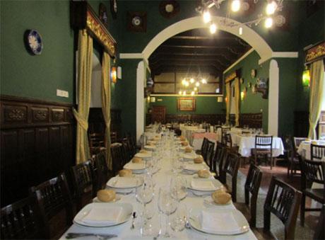 Mejores restaurantes donde comer en Guadalupe Hospederia Real Monasterio
