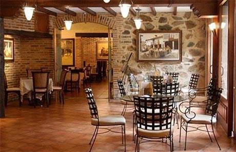 Mejores restaurantes donde comer en Guadalupe Restaurante Posada del Rincon