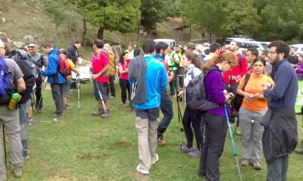 Caja Rioja organiza la XXI Marcha de Hoyos de Iregua
