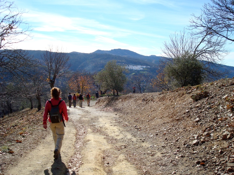Apoyo a la Sierra para que sea líder en la oferta de turismo