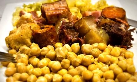 La «Olla de los Peregrinos»: el contundente y excelso cocido del valle de Liébana