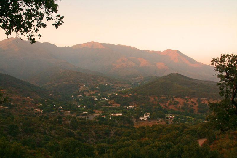 Sigue en marcha la solicitud del Parque Nacional de las Sierras Bermeja y de las Nieves