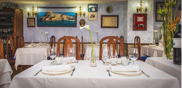 restaurante casa jaime peñiscola