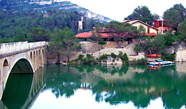 Complejo Turístico Molí l'Abad, en Tintença de Benifassa, Castellón