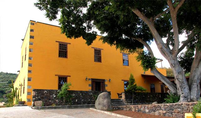 Hotel Rural Maipez, en La Calzada, Canarias