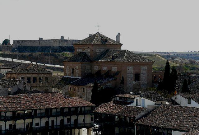 Parador Nacional Convento Augusto de Chinchón