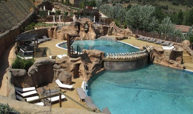 Parque Temático de Dinosaurios El Barranco Perdido, en Enciso, La Rioja