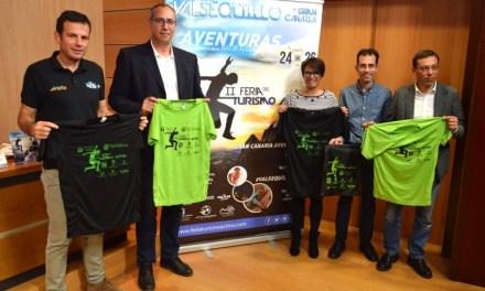 Valsequillo celebra su III Feria de Turismo Activo