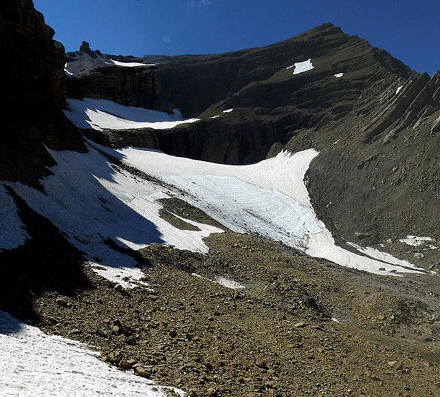 Glaciar Taillon