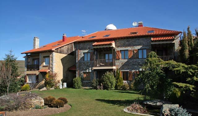 Hoteles con encanto en la Sierra de Gredos