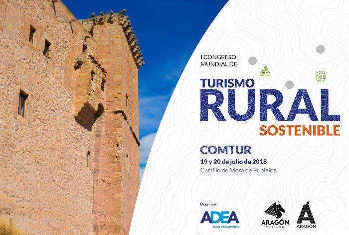ADEA organiza el I Congreso Mundial de Turismo Rural Sostenible