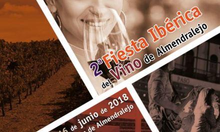 Almendralejo celebra la 2ª Fiesta Ibérica del Vino