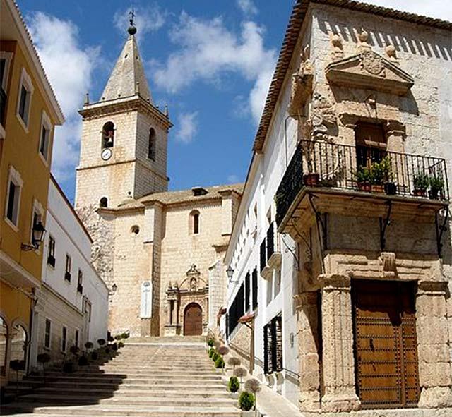 Pueblos bonitos que visitar en Albacete, La Roda