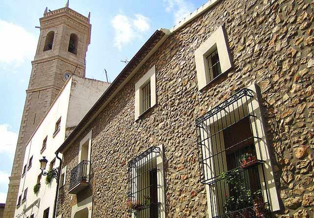 Pueblos bonitos que visitar en Alicante, Taulada