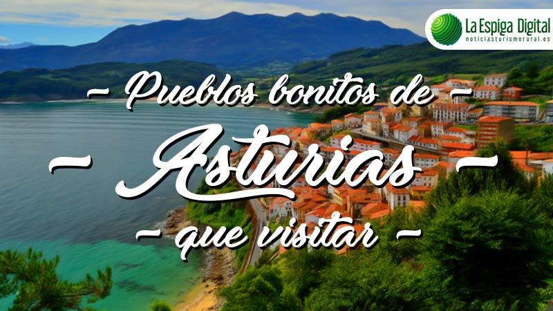 17 Pueblos Bonitos de Asturias que visitar