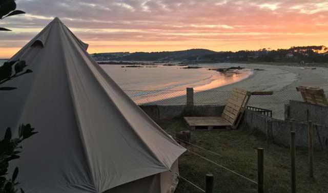 mejores campings galicia camping muiñeira